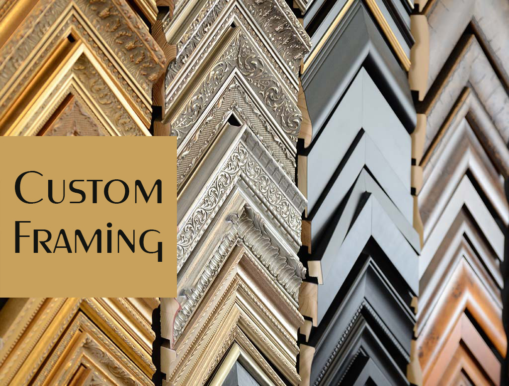 Custom Framing in St. Louis Done Right - The Great Frame Up :: St. Louis
