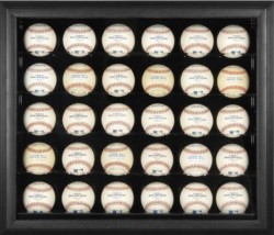 MLB-framed-baseballs-st-louis