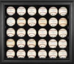 MLB-framed-baseballs-st-louis