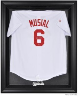 St. Louis Custom Jersey Shadow Box