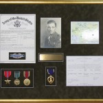custom framing st. louis military collage